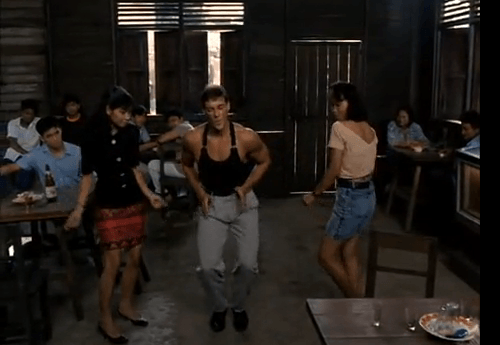 kickboxer 2 3 and 4