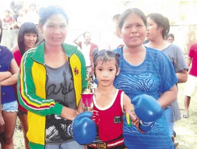 Pet Jee Jaa O. Mee Khun - Muay Thai Fighter
