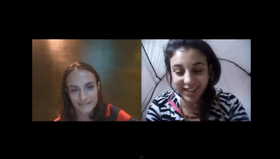 Iman Barlow and Sylvie von Duuglas-Ittu - Interview