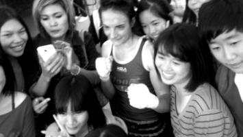Sylvie von Duuglas-Ittu - Muay Thai