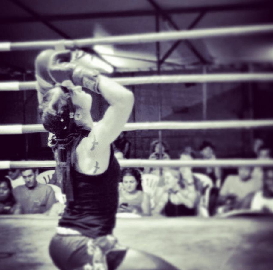 Sylvie von Duuglas-Ittu - Ram Muay - Muay Thai