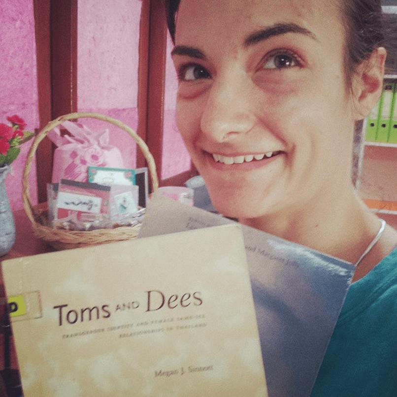 Thai Toms and Dees - Sylvie von Duuglas-Ittu