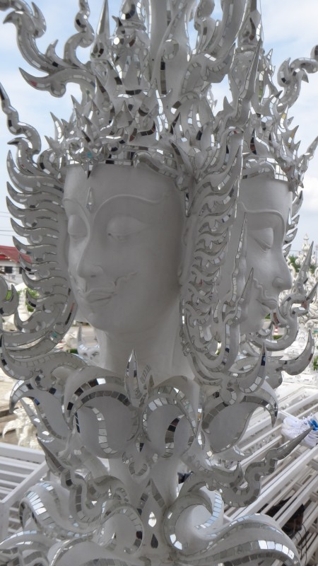 Angel Faces - Wat Rong Khun The White Temple