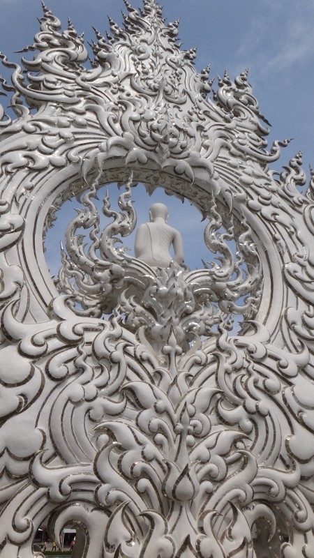 Buddha - Wat Rong Khun The White Temple