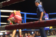 Sylvie von Duuglas-Ittu - Muay Thai - 44th Fight