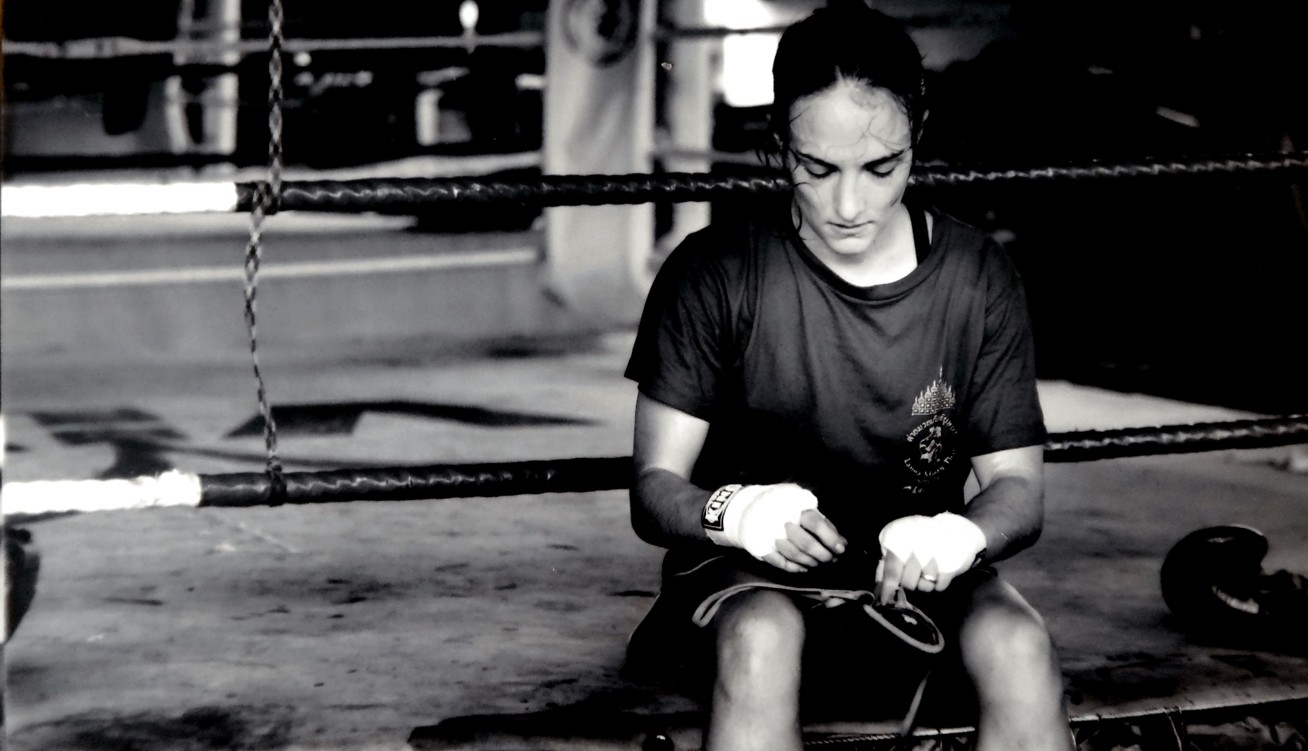 After Work - Muay Thai - Sylvie von Duuglas-Ittu