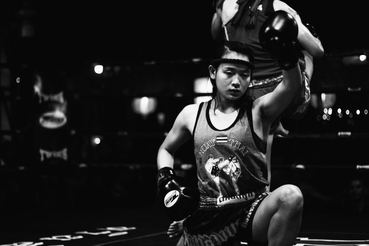 Muay Thai Ram Muay - Maestoso - Nong Ying