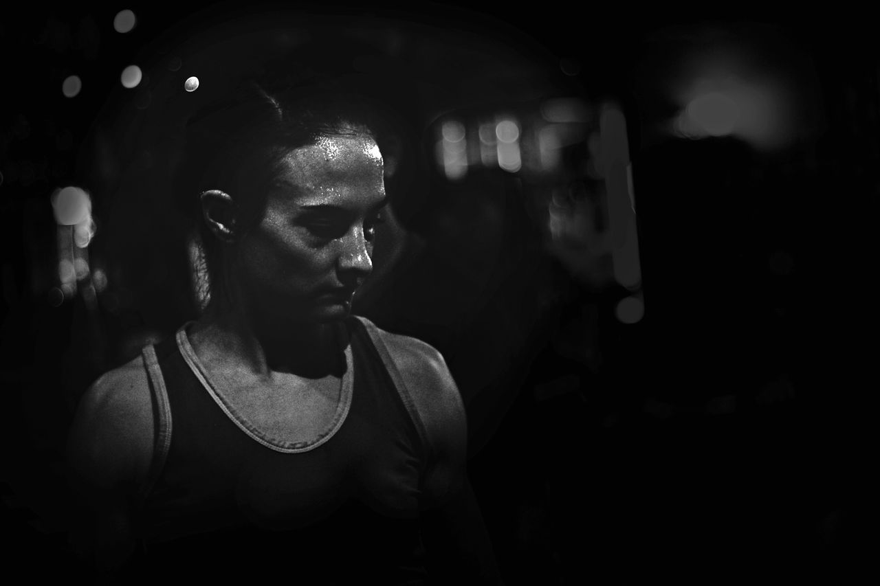Muay Thai in the Dark - Top