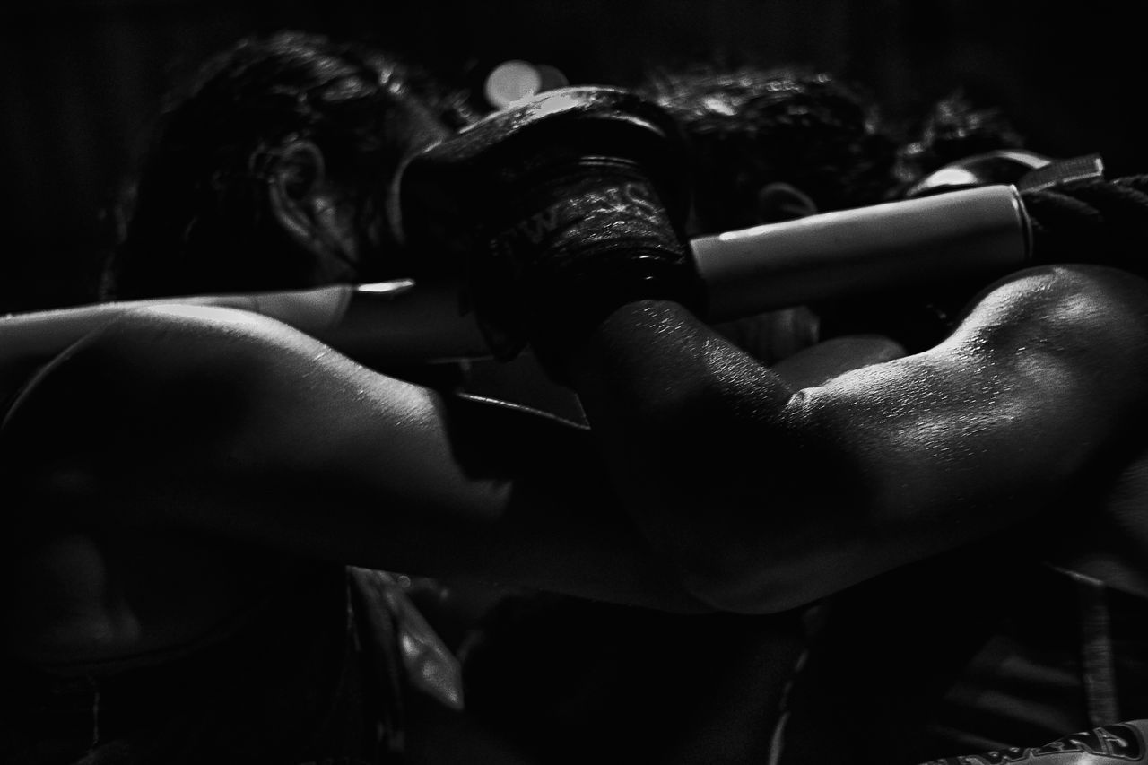 Muay Thai in the Ropes - Sylvie von Duuglas-Ittu