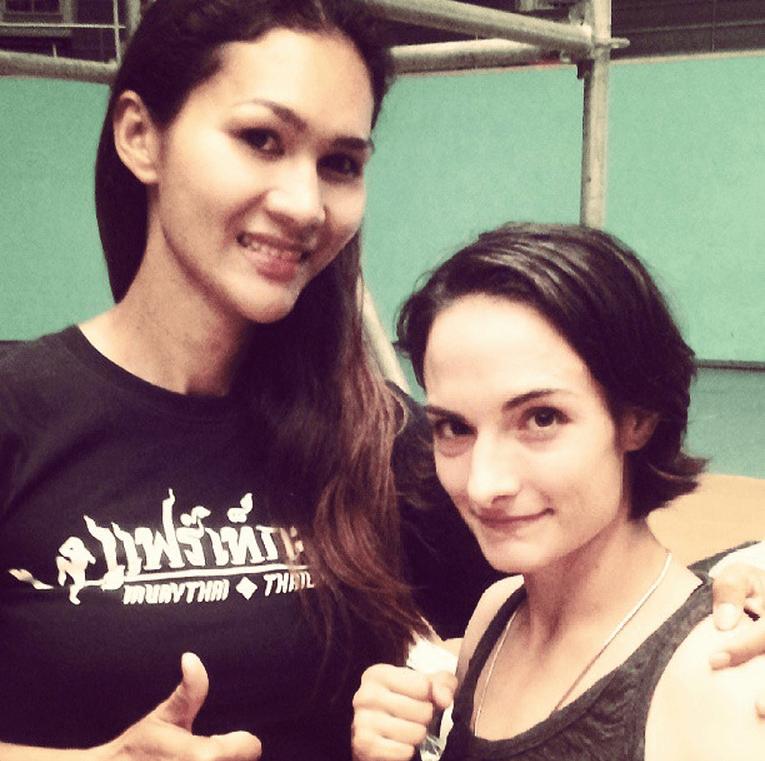 Nong Toom - Beautiful Boxer - Muay Thai - Sylvie von Duuglas-Ittu