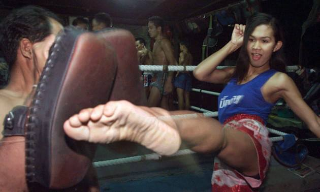 Nong Toom - Muay Thai Warriors