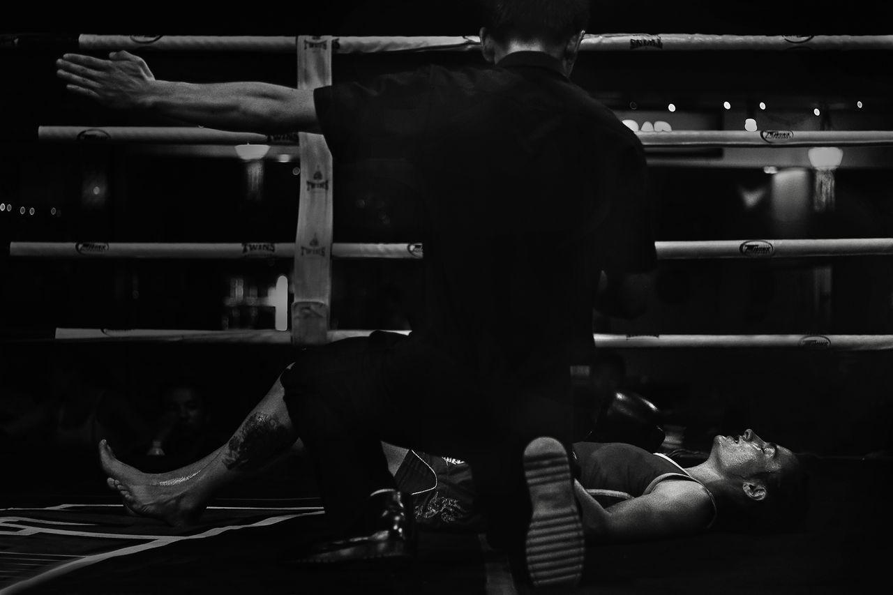 Resurrection Muay Thai - Sylvie von Duuglas-Ittu - Chiang Mai