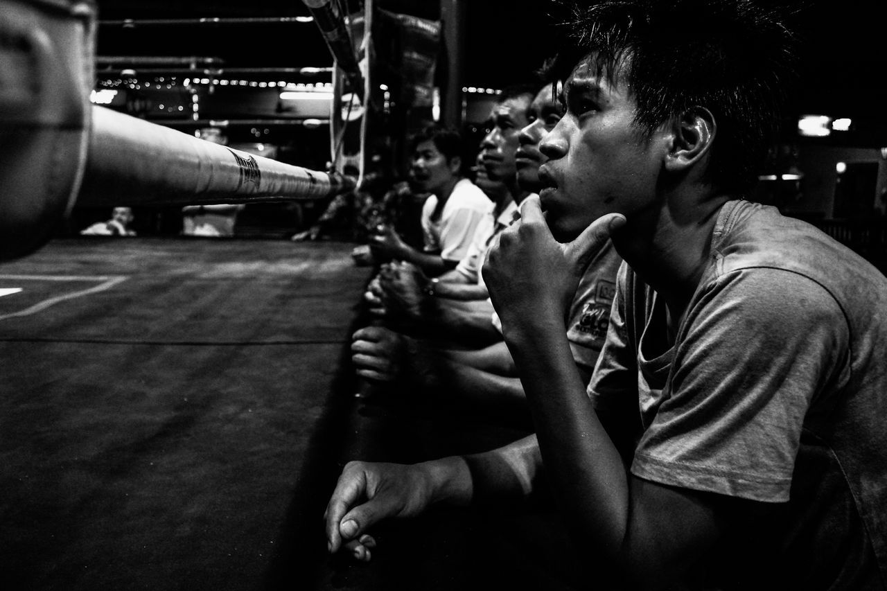 Ringside - Muay Thai - Maestoso