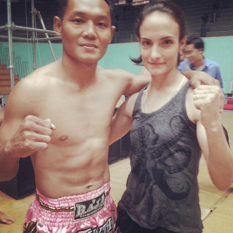 Saenchai - Muay Thai Warriors - Sylvie von Duuglas-Ittu