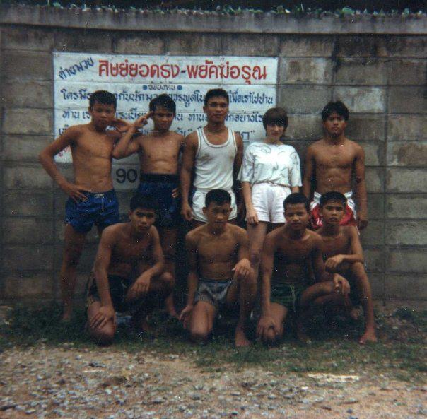 Anne Quinlan Sityotdong - Thailand
