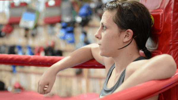 Emma Thomas - Muay Thai female fighter