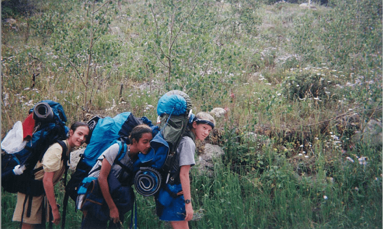 Backpacking Line
