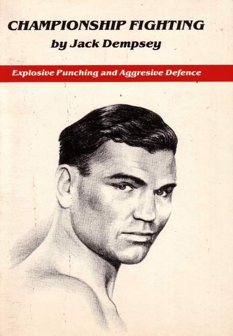 Championship Fighting by Jack Dempsey (cover)