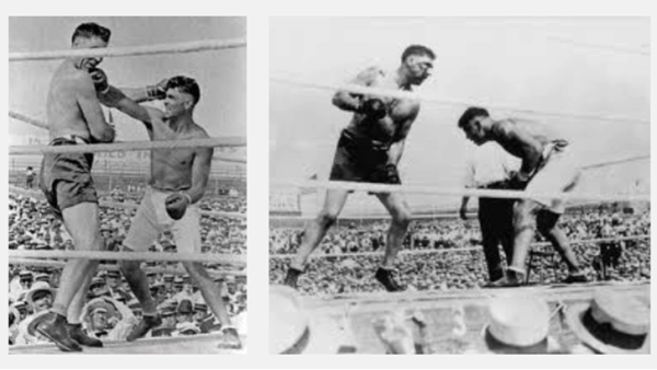 Dempsey vs. Willard - Boxing History