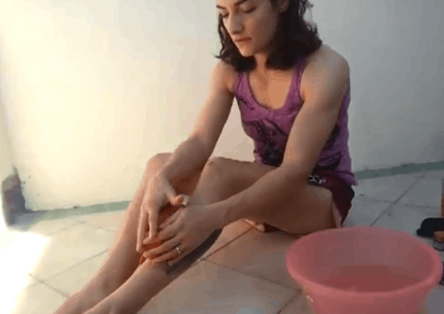 Knots and Bruises - Muay Thai Healing