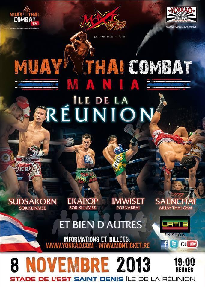 Yokkoa Muay Thai Combat - November 8
