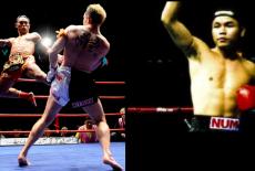 Saenchai vs Jongsana - Choosing a Muay Thai Style