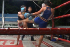 Sylvie von Duuglas-Ittu vs Cherry Gor. Towin Gym - Fight 62
