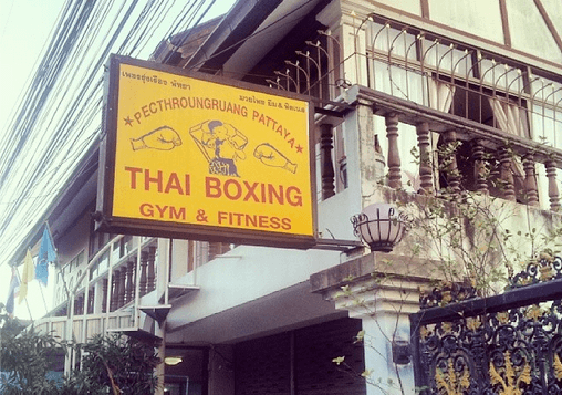 Petchrungruang Gym - Pattaya Muay Thai