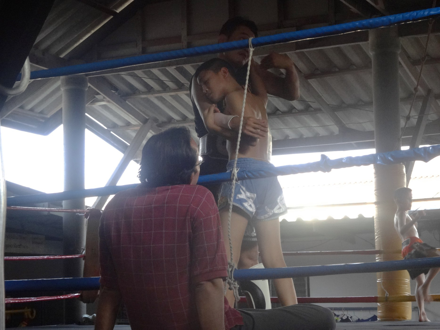 3 Generations of Muay Thai - Petchrungruang Gym Pattaya