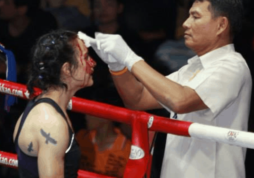 What it Means to Bleed - Muay Thai