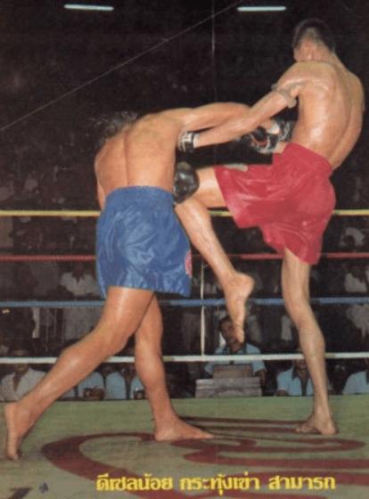 Dieselnoi - Knees against Punching