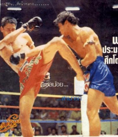 Dieselnoi - Muay Thai Knees