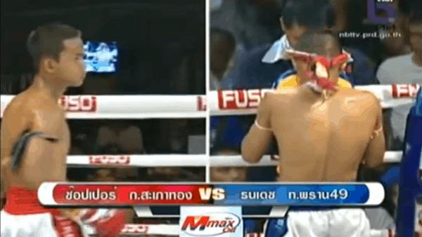 Muay Thai - Poda Tanadet