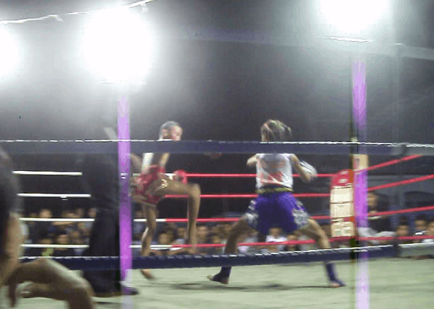 PhetJee Jaa - Muay Thai