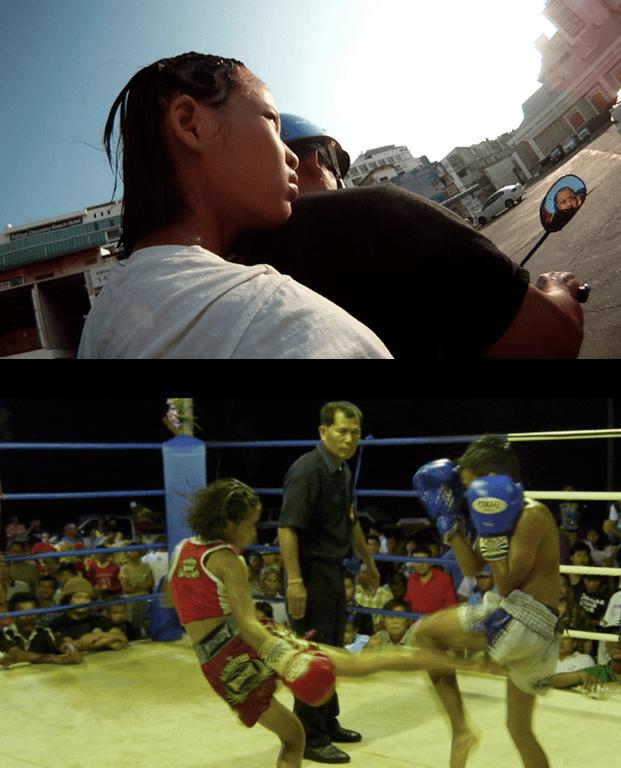 PhetJee Jaa - Ying Ross Documentary