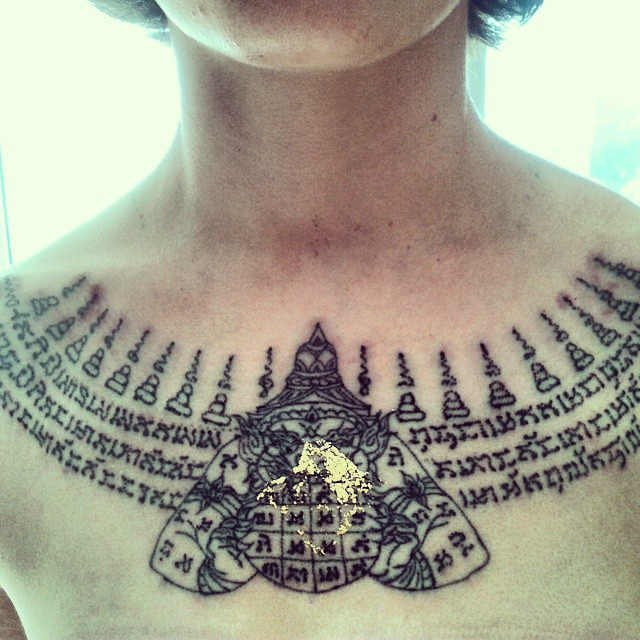 Sylvie-von-Duuglas-Ittu-Sak-Yant-Muay-Thai - Rahu Sangwan Tattoo-w1200