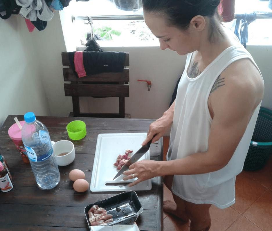 Cooking Food for Jai - Thailand - Sylvie von Duuglas-Ittu