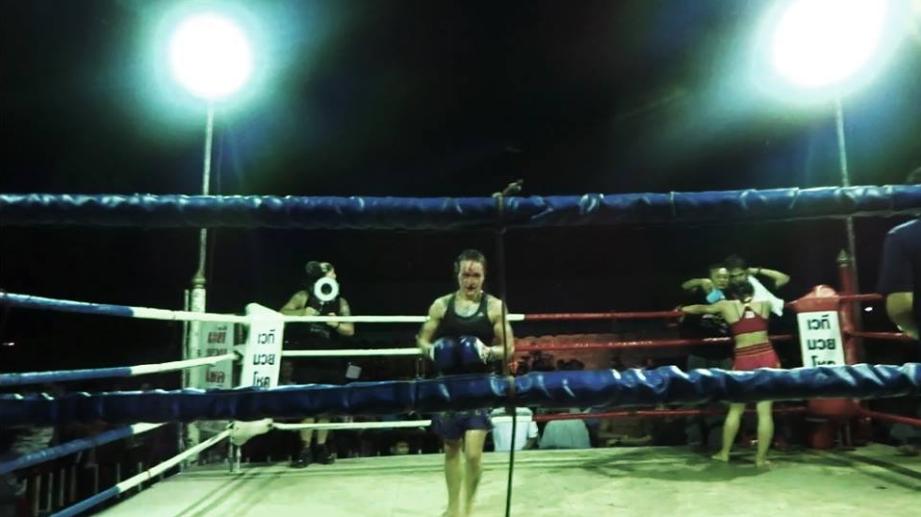 Sylvie von Duuglas-ittu vs Gaewdaa Por. Muangpet - February 22, 2015 – Chacheroensao, Thailand