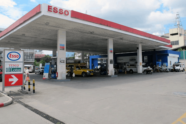 Thailand Gas Station - Prices