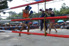 Fight 84 - Sylvie von Duuglas-Ittu vs Nongnaa Lookponaak - Isaan