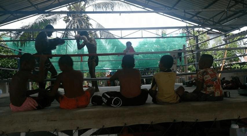 Giatbundit Gym - Isaan Muay Thai - Phutthaisong Buriram