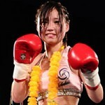 Saya Ito - Muay Thai Fighter Japan