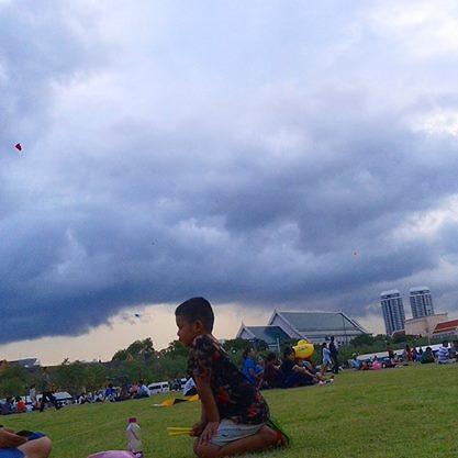Storm Clouds - Queen's Birthday Queen's Cup - Muay Thai - Sanam Luang