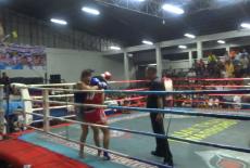 Fight 85 - Fight 85 - Sylvie von Duuglas-Ittu vs Phetseengern Gor. Adtison - Korat, Thailand