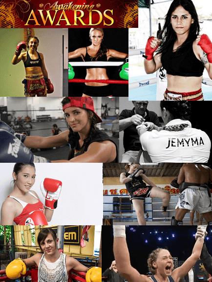 Awakening Awards - Female Muay Thai