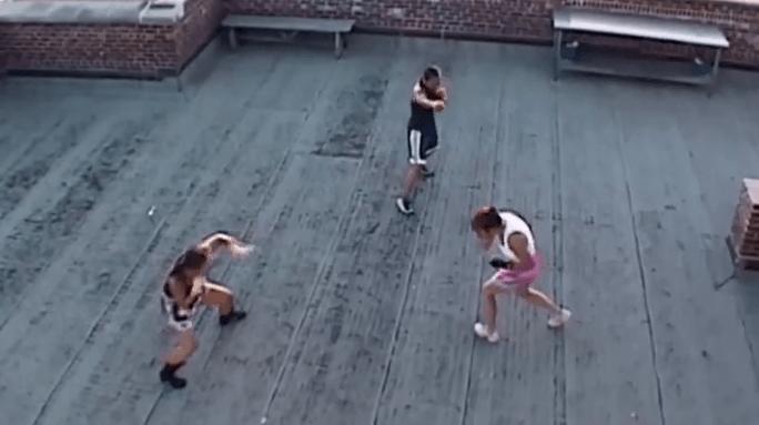 Fight Like a Girl - 3 Women