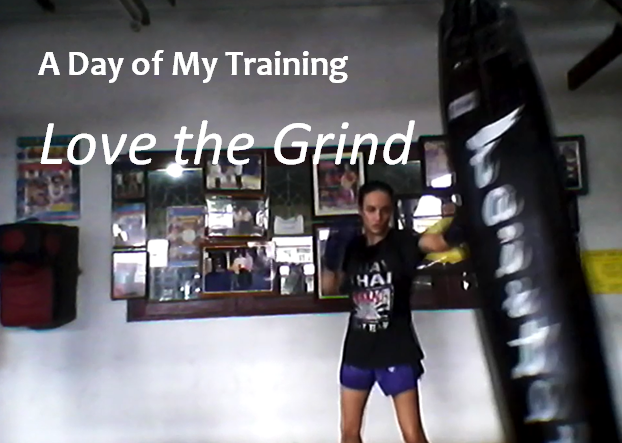 A Day of My Training - Love the Grind - Sylvie von Duuglas-Ittu