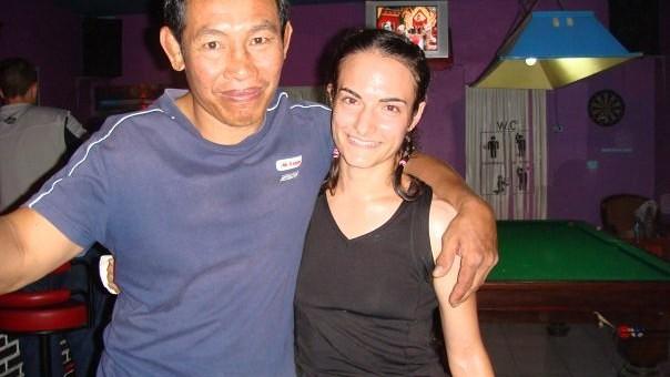 Nook and Sylvie - Lanna Muay Thai