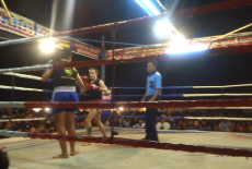 Sylvie von Duuglas-Ittu vs Phetnaree Phetsakchai - Fight 101