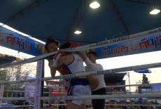 Fight 107 - Sylvie von Duuglas-Ittu vs Nong Faa Tor Buamas
